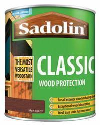 Exterior Wood Stains and Varnish