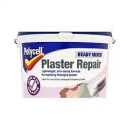 Polycell Ready Mix Plaster Repair 2.5l