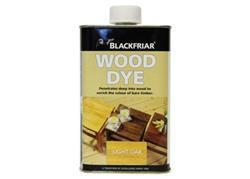 Blackfriar Wood Dye Medium Oak 250ml