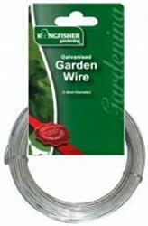 1.6mm GALVANISED GARDEN WIRE (15m COIL)