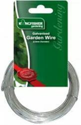 2.0mm GALVANISED GARDEN WIRE (10m COIL)