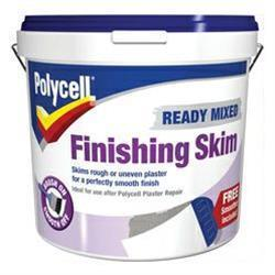 Polycell Finishing Skim Polyfilla 2.5l