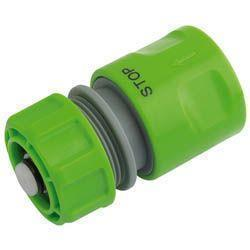 "Draper 1/2"" Garden Hose Connector Water Stop"