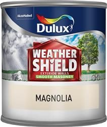 Dulux Weathershield Tester Magnolia 250ml