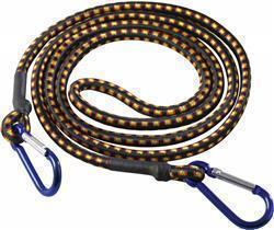 SupaTool Bungee Cord with Carabiner Hooks 1200mm x 8mm