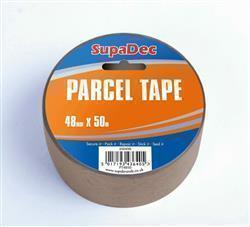 SupaDec Parcel Tape 48mm x 50m