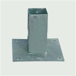 Picardy Bolt Down and Post Support 50 x 50mm