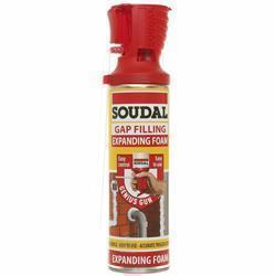 Soudal Genius Gun Gap Filling Expanding Foam 500ml