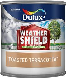 Dulux Weathershield Tester Toasted Terracotta 250ml