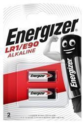 Energizer Alkaline Battery LR1/E90 2 Pack