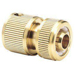 Draper Brass Hose End Connector 1/2""