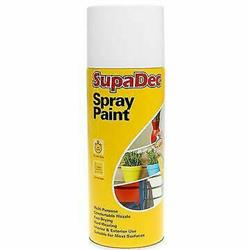 SupaDec White Primer Spray 400ml