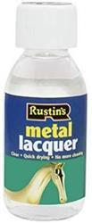 Rustins Clear Metal Lacquer