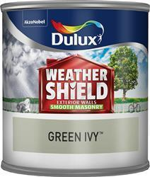 Dulux Weathershield Tester Green Ivy 250ml