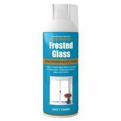 Rustoleum Frosted Glass 400mls