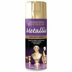 Rustoleum Metallic Gold 400ml