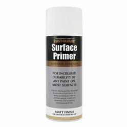 Rustoleum Surface Primer White Matt 400ml