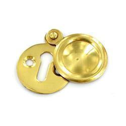 Securit Victorian Escutcheon Covered 35mm S2260
