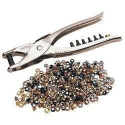 Draper Hole Punch and Eyelet Plier Kit
