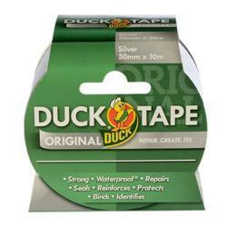 Duck Tape Original Silver 50mm x 10m