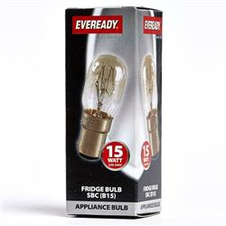 Eveready 15W SBC Fridge Lamp