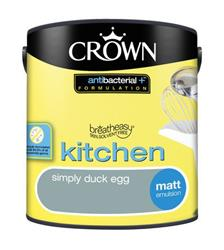 Crown Kitchen 2.5L Simply Duck Egg