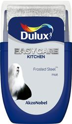 Dulux Easycare Kitchen Tester Frosted Steel 30ml
