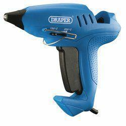 Draper StormForce 230v Glue Gun Vari-Heat 400w