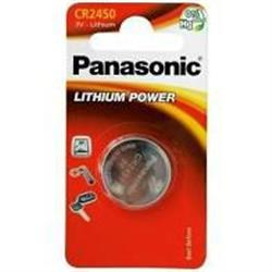 Panasonic CR2450 3v Lithium Battery