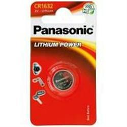 Panasonic CR1632 3v Lithium Battery