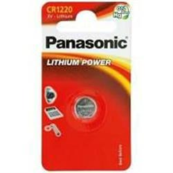 Panasonic CR1220 3v Lithium Battery