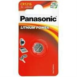 Panasonic CR1216 3v Lithium Battery