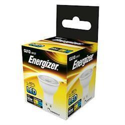 Energizer LED GU10 Cool White 360lm 4000k Dimable 5.5w