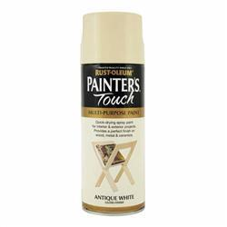 Rustoleum Painter's Touch Antique White Gloss 400ml