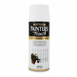 Rustoleum Painter's Touch White Matt 400ml