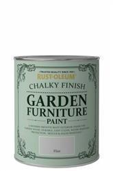 Rustoleum Chalky Finish Garden Paint Flint 750ml